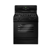 Frigidaire 30-in Freestanding 4.2 cu ft Gas Range (Black)