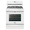 Frigidaire Gallery 5-Burner Freestanding 5-cu Self-Cleaning Convection Gas Range (White) (Common: 30-in; Actual: 29.88-in)