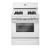 Frigidaire Freestanding 5-cu Self-Cleaning Gas Range (White) (Actual: 29.78-in)