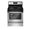 Frigidaire Freestanding 5-cu ft Self-Cleaning Gas Range (Stainless) (Actual: 29.78-in)