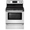 Frigidaire 3019 Series 30-in Smooth Surface Freestanding 4-Element 5.4 cu ft Self-Cleaning Convection Electric Range (Stainless Steel)