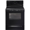 Frigidaire 3019 Series 30-in Smooth Surface Freestanding 4-Element 5.4 cu ft Self-Cleaning Convection Electric Range (Black)