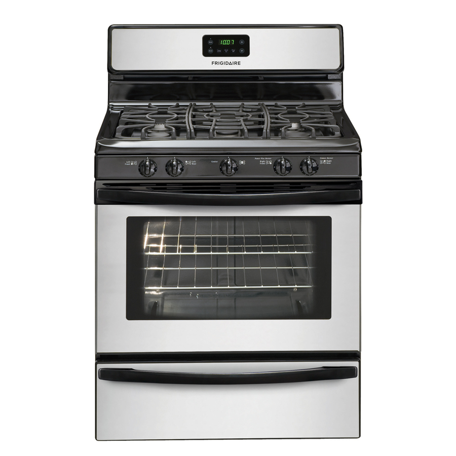 Range Styles for Any Need. Choosing a style that works for your kitchen is easy. For frequent entertaining or the avid cook, double oven gas ranges make it easy to tackle two dishes at once. Or, if you have a great backsplash to display, slide-in gas ranges or slide-in electric ranges are the way to go.