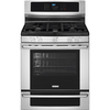 Electrolux 5-Burner Freestanding 5-cu Self-Cleaning Convection Gas Range (Stainless Steel) (Common: 30-in; Actual: 29.88-in)