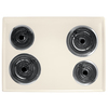 Frigidaire Freestanding 4.2-cu ft Electric Range (Bisque) (Common: 30-in; Actual: 29.88-in)
