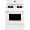 Frigidaire Freestanding 5-cu Self-Cleaning Convection Gas Range (White) (Common: 30-in; Actual: 29.88-in)