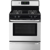 Frigidaire Freestanding 5-cu Self-Cleaning Convection Gas Range (Stainless Steel) (Common: 30-in; Actual: 29.88-in)