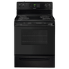 Frigidaire 3016 Series 30-in Freestanding 5.4 cu ft Self-Cleaning Convection Electric Range (Black)