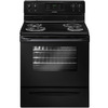 Frigidaire Freestanding 5.3-cu ft Self-Cleaning Electric Range (Black) (Common: 30-in; Actual: 29.88-in)