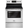 Frigidaire Gallery Smooth Surface Freestanding 5-Element 5.4-cu ft Self-Cleaning Electric Range (Smudgeproof Stainless Steel) (Common: 30-in; Actual: 29.87-in)
