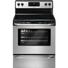 Frigidaire Easy Care Smooth Surface Freestanding 5.3-cu ft Self-Cleaning Electric Range (Easycare Stainless Steel) (Common: 30-in; Actual: 29.87-in)