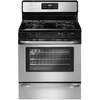 Frigidaire Easy Care Freestanding 5-cu ft Self-Cleaning Gas Range (Easycare Stainless Steel) (Common: 30-in; Actual: 29.875-in)