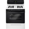 Tappan Freestanding 4.2-cu ft Gas Range (Black/White) (Common: 30-in; Actual: 29.87-in)