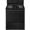 Frigidaire Freestanding 4 4.2-cu ft Electric Range (Black) (Common: 30-in; Actual: 29.88-in)