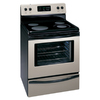 Frigidaire 30-in Freestanding Smooth Surface 5.3 cu ft Self-Cleaning Electric Range (Stainless Look)