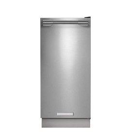 Electrolux ICON 15-in Stainless Steel Undercounter Trash Compactor