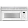 Frigidaire 1.5-cu ft Over-The-Range Microwave with Sensor Cooking Controls (White) (Common: 30-in; Actual: 29.78-in)