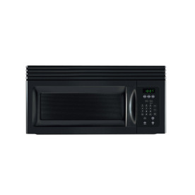 Frigidaire 1.5-cu ft Over-The-Range Microwave with Sensor Cooking Controls (Black) (Common: 30-in; Actual: 29.78-in)