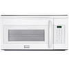 Frigidaire Gallery 1.7-cu ft Over-The-Range Microwave with Sensor Cooking Controls (White) (Common: 30-in; Actual: 29.88-in)