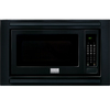 Frigidaire Gallery 2-cu ft Built-In Microwave with Sensor Cooking Controls (Black)