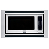 Frigidaire Gallery 2-cu ft Built-In Microwave with Sensor Cooking Controls (Stainless)