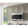 Frigidaire 1.6-cu ft Over-the-Range Microwave with Sensor Cooking Controls (Silver Mist) (Common: 30-in; Actual: 29.88-in)