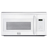 Frigidaire Gallery 1.5 cu ft Over-the-Range Convection Microwave (White)