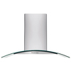 Frigidaire Convertible Island Range Hood (Stainless Steel) (Common: 42-in; Actual 41.88-in)