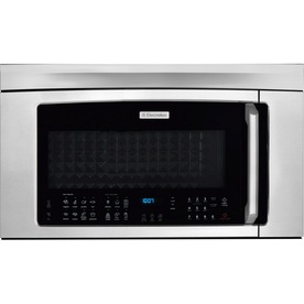 Electrolux 1.8-cu ft Over-The-Range Convection Oven Microwave with Sensor Cooking Controls (Stainless Steel) (Common: 30-in; Actual: 29.86-in)