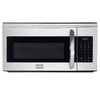 Frigidaire Gallery 1.7-cu ft Over-The-Range Microwave with Sensor Cooking Controls (Stainless Steel) (Common: 30-in; Actual: 29.94-in)