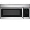 Frigidaire Easy Care 1.6-cu ft Over-The-Range Microwave with Sensor Cooking Controls (Easycare Stainless Steel) (Common: 30-in; Actual: 29.88-in)
