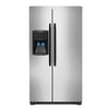 Frigidaire 26 cu ft Side-by-Side Refrigerator (Stainless Steel) ENERGY STAR