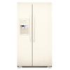 Frigidaire 26-cu ft Side-by-Side Refrigerator (Bisque) ENERGY STAR