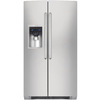 Electrolux 22.6 cu ft Side-by-Side Counter-Depth Refrigerator (Stainless Steel) ENERGY STAR