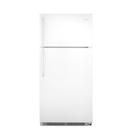 Frigidaire 18.2 cu ft Top-Freezer Refrigerator (White)