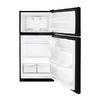 Frigidaire 16.5-cu ft Top-Freezer Refrigerator (Black) ENERGY STAR