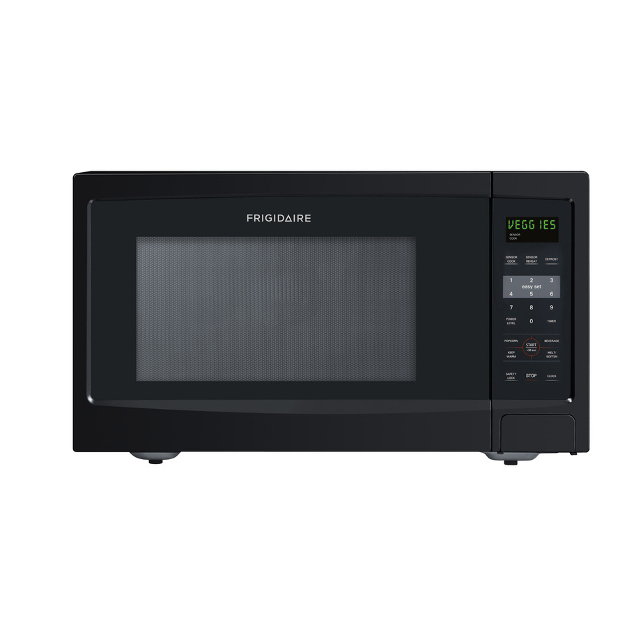 ... cu ft 1,100-Watt Countertop Microwave (Black) at Lowes.com