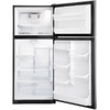 Frigidaire Gallery 18.3-cu ft Top-Freezer Refrigerator (Stainless Steel)
