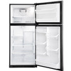 Frigidaire Gallery 20.6-cu ft Top-Freezer Refrigerator (Stainless Steel)