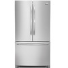 Frigidaire Gallery 27.7-cu ft French Door Refrigerator with Single Ice Maker (Stainless Steel) ENERGY STAR