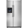 Frigidaire 22.6 cu ft Side-by-Side Refrigerator (Stainless Steel) ENERGY STAR