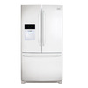 Frigidaire 27.19-cu ft French Door Refrigerator with Single Ice Maker (White) ENERGY STAR