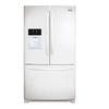 Frigidaire Gallery 27.7-cu ft French Door Refrigerator with Single Ice Maker (White) ENERGY STAR