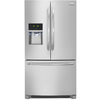 Frigidaire Gallery 27.86-cu ft French Door Refrigerator with Dual Ice Maker (Smudgeproof) ENERGY STAR