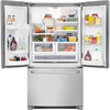 Frigidaire 27.19-cu ft French Door Refrigerator with Single Ice Maker (Easycare) ENERGY STAR