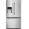 Frigidaire 27.19-cu ft French Door Refrigerator with Single Ice Maker (Stainless Steel) ENERGY STAR