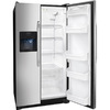 Frigidaire 26-cu ft Side-by-Side Refrigerator Single Ice Maker (Easycare)
