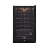 Frigidaire 35-Bottle Black Wine Chiller