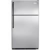 Frigidaire 18-cu ft Top-Freezer Refrigerator (Stainless)