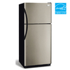 Frigidaire 20.6 cu ft Top-Freezer Refrigerator (Silver Mist) ENERGY STAR